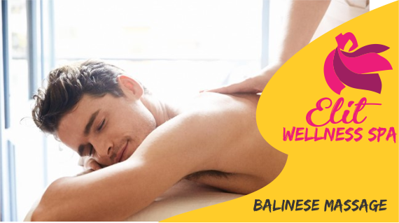 Balinese Massage in Ahmedabad